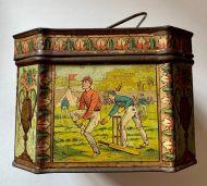 Victorian Biscuit Tin, c1880s