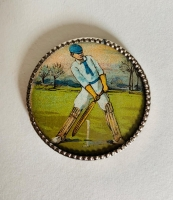 Cricket Chromolithograph Souvenir