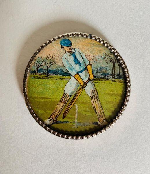 Cricket Chromolithograph Souvenir