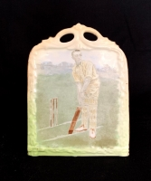 Ceramic Cricketer Tile