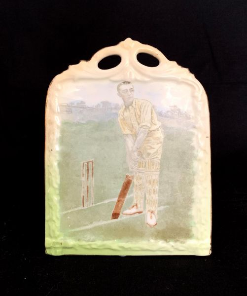 Ceramic Cricketer Tile
