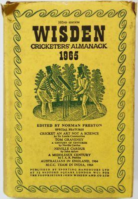 Wisden 1965