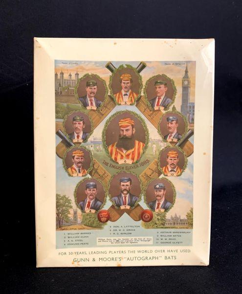 The English Eleven 1885