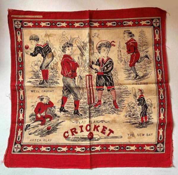Cricket Handkerchief