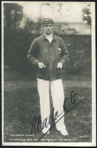 Monty Noble (NSW & Australia)