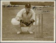E W J Brooks (Surrey)