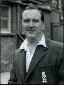 Godfrey Evans (Kent & England)