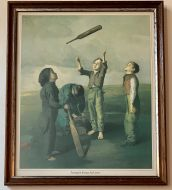 Tossing for Innings - by R James