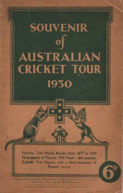 Australians 1930