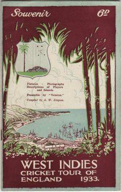 West Indies 1933