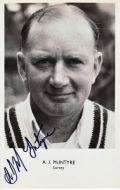 McIntyre, AJ - Surrey (signed)