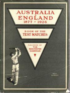 Australia v England 1877-1926