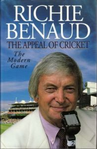 Benaud, R: The Appeal of Cricket