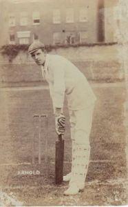 Arnold, EG (Worcestershire & MCC)