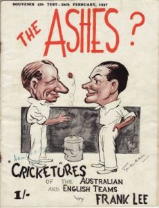 MCC to Australia 1936-37