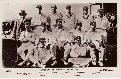 Australia 1921