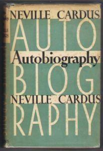 Cardus, N.: Autobiography