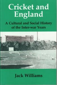 Williams, J: Cricket and England