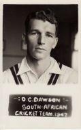 Dawson, O C (South Africa)