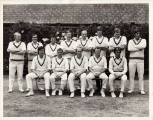 Derbyshire CCC 1970