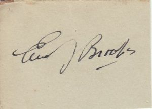 Brooks, E  W J (Surrey)