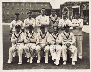 England 1946 at the Oval