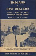 MCC to New Zealand 1954-55