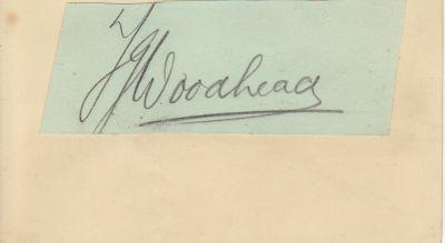 Woodhead, F G (Notts)