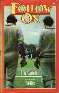 Swanton, E.W: Follow On