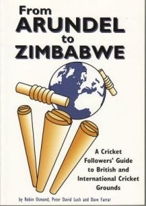 Osmond, R; Lush, PD & Farrar, D: From Arundel to Zimbabwe