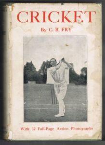 Fry, C.B.: Cricket