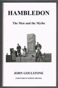 Goulstone J.: Hambledon The Men and the Myths