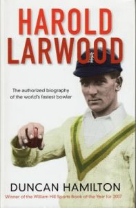 Hamilton, D: Harold Larwood