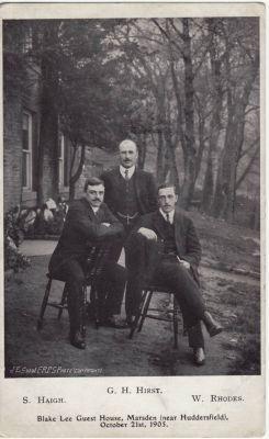 Haigh, Hirst & Rhodes