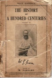 Grace, W.G: The History of a Hundred Centuries