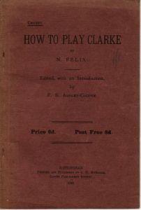 Felix, N: How to Play Clarke