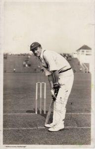 Hutton L. (Yorks & England) (signed)