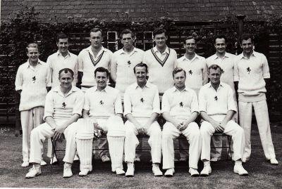 Kent CCC 1961