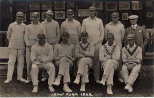 Kent CCC Team 1928