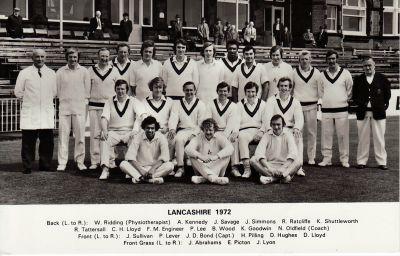 Lancashire 1972