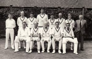 Leicestershire CCC 1967