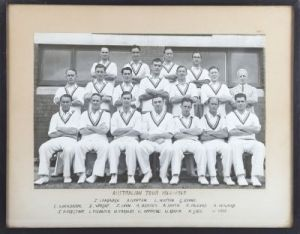 MCC Team to Australia 1946/47