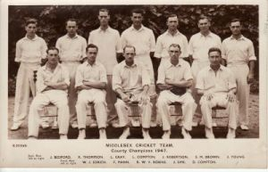 Middlesex CCC1947