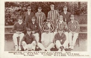 Middlesex CCC c.1906