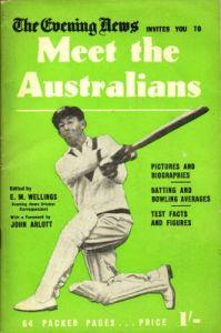 Australians to UK 1953: Meet The Australians