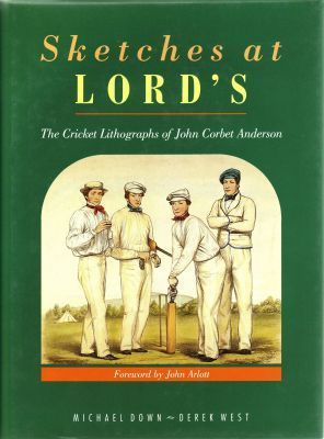 Down, MG & West, GD: Sketches at Lord's
