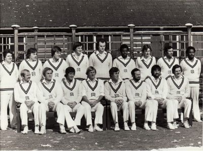 Middlesex CCC 1978