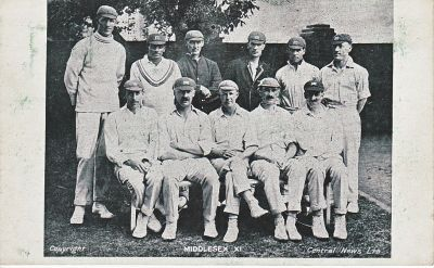Middlesex CCC c.1920s