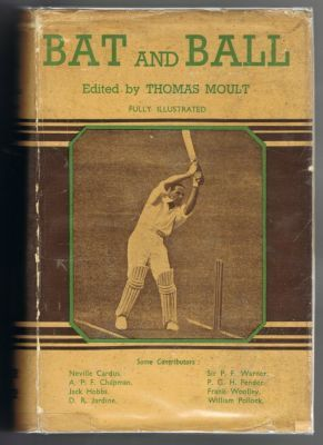 Moult, T.: Bat And Ball