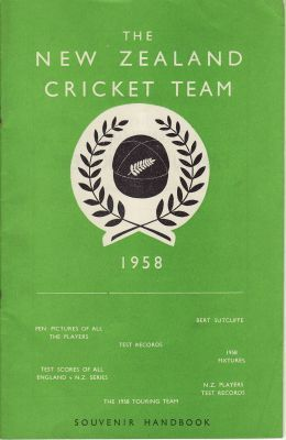 New Zealand to UK 1958